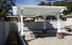 Pergola, Firepit & Paver Backyard/ Driveway